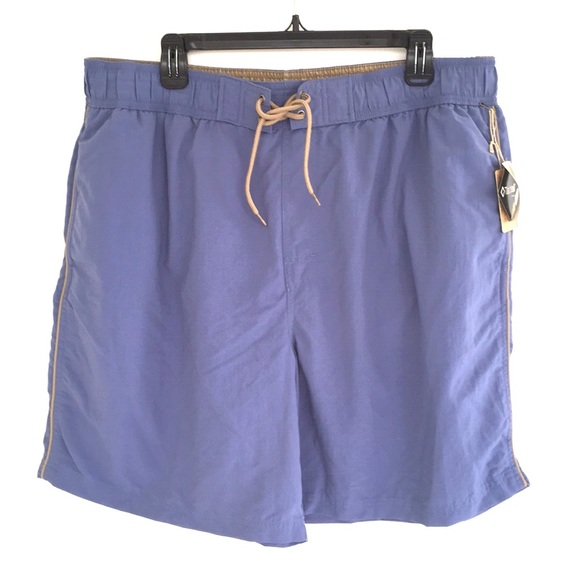 83191cbc52 Roundtree & Yorke Swim | Caribbean Wear Trunks With Mesh Slip Xl Nwt ...